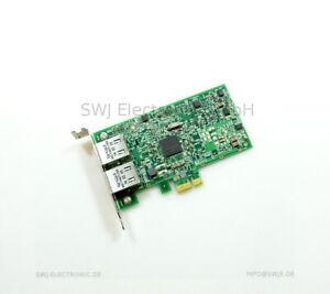 Intel 0K9CR1 H46697-002 Quad Port 1GB Ethernet Server Adapter Low Profile