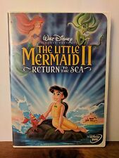 Little Mermaid II, The: Return to the Sea Walt Disney DVD - Excellent Condition!