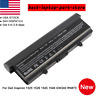 Battery for Dell Inspiron 1525 1526 1545 1546 GW240 RN873 X284G M911G Charger