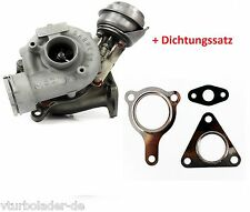 Turbolader Audi A4 2.0 TDI (B7) Motor: BPW 1968 ccm 103 Kw 717858-5