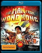 Man From Hong Kong (2016, REGION ALL Blu-ray New)