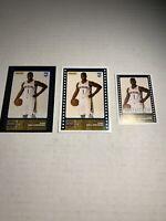 ZION WILLIAMSON 2019-20 NBA Sticker Card Lot #81 Silver Foil Sticker!!