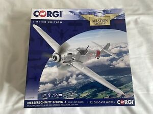 Corgi Messerschmitt BF109G Aviation Archive 1:72
