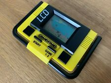 Grandstand 'Rare Yellow' Ghost Catcher 1989 Vintage LCD Electronic Game Nr. Mint