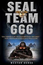 SEAL Team 666 Ser.: Seal Team 666 1 by Weston Ochse (2012, Hardcover)
