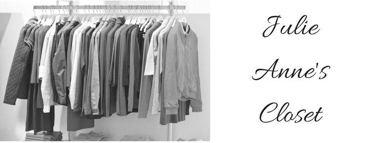 Julie Anne's Closet