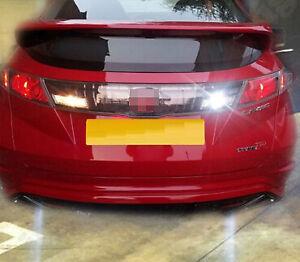 FOR HONDA CIVIC LED REVERSE LIGHT MKVIII MK8 CANBUS ERROR FREE XENON FN2 EP3
