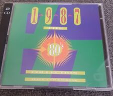 THE 80´s COLLECTION 1987 ALIVE AND KICKING (2 CD SET) TIME LIFE MUSIC TL544/20