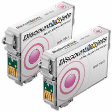 2PK T09320 T099 Ink for Epson 98 MAGENTA Artisan 700 710 725 730 800 810 835 837