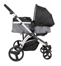 NEW Elle Baby Journey BLACK Stroller System Convertible Child Stroller and Pram