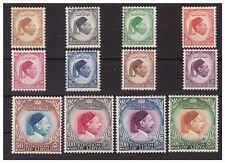 LIBIA INDIPENDENTE 1952 - RE IDRISS  SERIE  NUOVA **