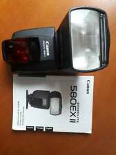 Flash para cámaras Canon modelo 580 EX II