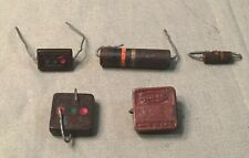 Assortment of Vintage Electronic Components for Collectibles