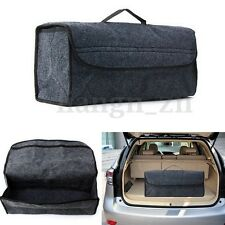 Coffre Sac Rangement Bagage Stockage Organisateur Auto Voiture Camion Camping