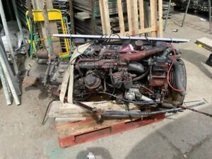 IVECO EURO CARGO  ENGINE AND GEARBOX MANUAL FUEL PUMP EURO 2 LOW MILES 1999
