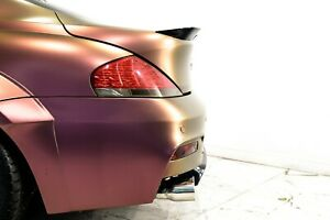 BMW M6 Style Boot Spoiler for the E63 6 Series