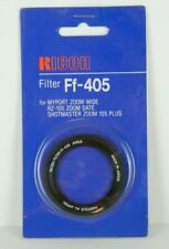 Ricoh Filter Ff-405 - Japan  40.5mm