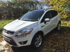 Ford Kuga Titanium X 2012 Polar white 4WD AWD