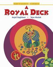 Royal Deck : About Ganjifa, Hardcover by Raghbeer, Anjali; Modak, Tejas (ILT)...