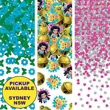 TINKERBELL FAIRIES PARTY SUPPLIES CONFETTI SCATTERS BIRTHDAY TABLE DECORATIONS