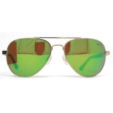 Revo RE1011 RACOUNTER Sunglasses 04 GN Gold/Green Water Lens 58MM