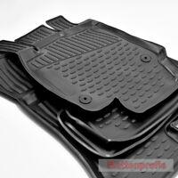 3D Gummimatten Gummifußmatten passend für Seat Ateca ab Bj.06/2016 Nov