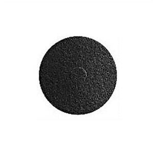 """3M Black Stripping Cleaning Floor Pads 17"""", 5 Pk"""