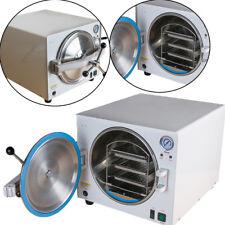 Dental LabStainless Steel 18L Steam pressure Sterilizer Sterilizition Machine CE