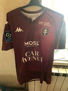 maillot porté FC Metz