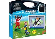 Playmobil Carrying Case Soccer Playset  5994