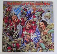 """THE GUESS WHO Signed Autograph """"The Greatest Of.."""" Album LP by All 4 Members"""