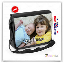 Personalised Custom Photo Printed Any Text Large Shoulder Bag