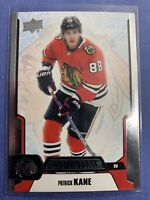 2019-20 Upper Deck Credentials Bade #49 Patrick Kane Chicago Blackhawks
