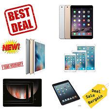 Apple iPad mini 2,3,4,Air,Pro Wifi + 4G Sprint,AT&T-Mobile,Verizon | Warranty
