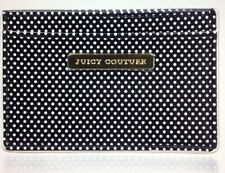 JUICY COUTURE WOMEN'S FULLERTON DAISY WALLET BLACK (PITCH BLACK PINDOT)
