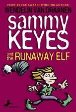 Sammy Keyes and the Runaway Elf-ExLibrary