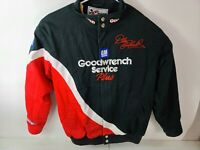 Vintage Chase Authentics Dale Earnhardt Goodwrench Jacket Zip Up Size Large