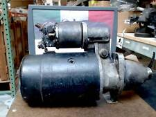 Ferrari Part 100454 STARTER MOTOR MT21T, 250, 275, 330, 365, 400 THRU 400i, 400