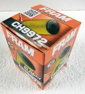 Engine Oil Filter-Extra Guard Fram CH9972