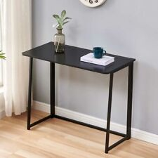 More details for home office computer desk folding computer desk study workstation coffee table