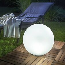 solar Leuchtkugel 40cm Lichtfarbe einstellbar Solarleuchte Garten Esotec 102611
