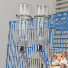350ml Pet Rat Water Drinking Bottle Hamster Rabbit Dispenser Cylindrical Feeder