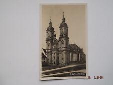 AK, Sankt Gallen Stiftskirche.