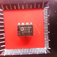 1PCS AD708JN  Encapsulation:DIP-8