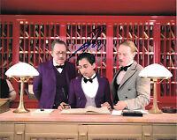 GFA The Grand Budapest Hotel * TONY REVOLORI * Signed 8x10 Photo AD7 PROOF COA