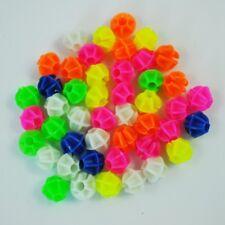 2 sacs de perles à rayons colorees pour velo Clip plastique I2L2