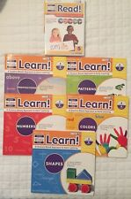 Your Child Can Read - 5 DVD Set & Your Baby Can Learn (Booklets only)
