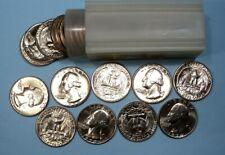 1970-D Quarter Roll Very Flashy High Grade Coins 18-26