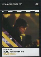 Legendary Music Videos made by David Mallet : AC/DC, David Bowie, Queen (DVD)