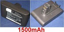 Batterie 1500mAh Pour DYSON DC31, DC34, DC35, DC44 17083-2811 17083-4211